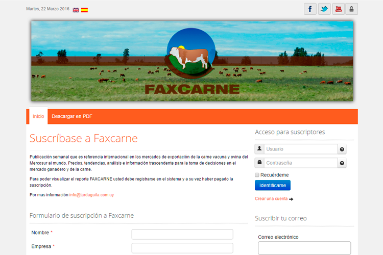 faxcarne